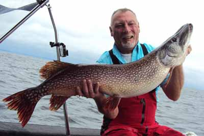 Trophy Northern Pike