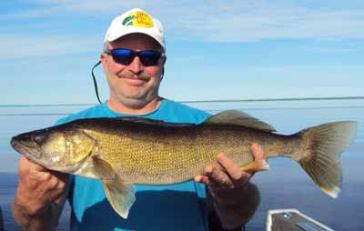 World Class Walleye Fishing