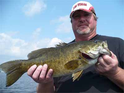 Trophy Smallmouth Bass